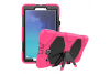 Samsung Tab E 9.6 heavy duty survivor case roze T560 - T561