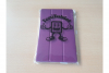 samsung galaxy tab a 10.5 book cover case purple