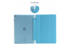 iPad 9.7 (2018) Flipstand Cover blauw