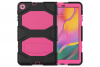 samsung tab a 10.1 model 2019 bumper case pink