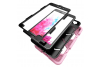 Samsung Tab A 7.0 (A6) heavy duty survivor case roze T280 - T285