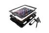 iPad 2018 9.7 inch Bumper Case met ingebouwde screenprotector Zwart
