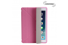 iPad 9.7 (2018) Flipstand Cover roze