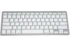 Toetsenbord iPad 9.7 (2017)  inch draadloos wit Bluetooth