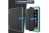 iPad 9.7 (2017) heavy duty survivor smartcase lichtblauw