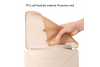 iPad 9.7 (2018) Flipstand Cover goud