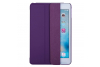iPad Mini 5 Hard Tri-Fold Book Cover Paars