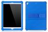 iPad 2017 9.7 inch Kinderhoes backcover schokbestendig Blauw