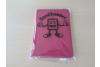 iPad 2018 9.7 design hoes Roze DEER