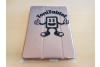 iPad 2019 10.2 inch Soft Tri-Fold Book Cover Rose Goud