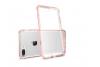 Iphone 7 Plus Back cover Transparant Air Hybrid Rose goud