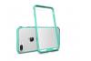 Iphone 8 Plus Back cover Transparant Air Hybrid Mintgroen
