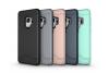 Samsung Galaxy S9 Back Cover Case Zilver