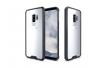 Samsung Galaxy S9 Plus Back cover Transparant Air Hybrid Zwart