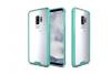 Samsung Galaxy S9 Plus Back cover Transparant Air Hybrid Mintgroen