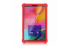 Samsung Tab A 10.1 2019 kinderhoes backcover schokbestendig Rood