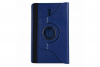 samsung tab a 10.5 case 360 degrees rotating pu leather blue