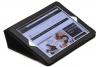 iPad Air 2 Book Cover PU leer Zwart