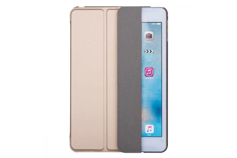 iPad Mini 5 Hard Tri-Fold Book Cover Goud