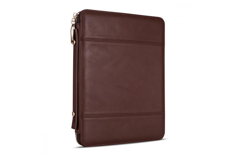 iPad 2018 9.7 inch hoes (zakelijke handtas) Bruin