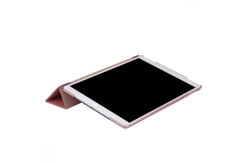 iPad 2019 10.2 inch Hard Tri-Fold Book Cover Rose Goud