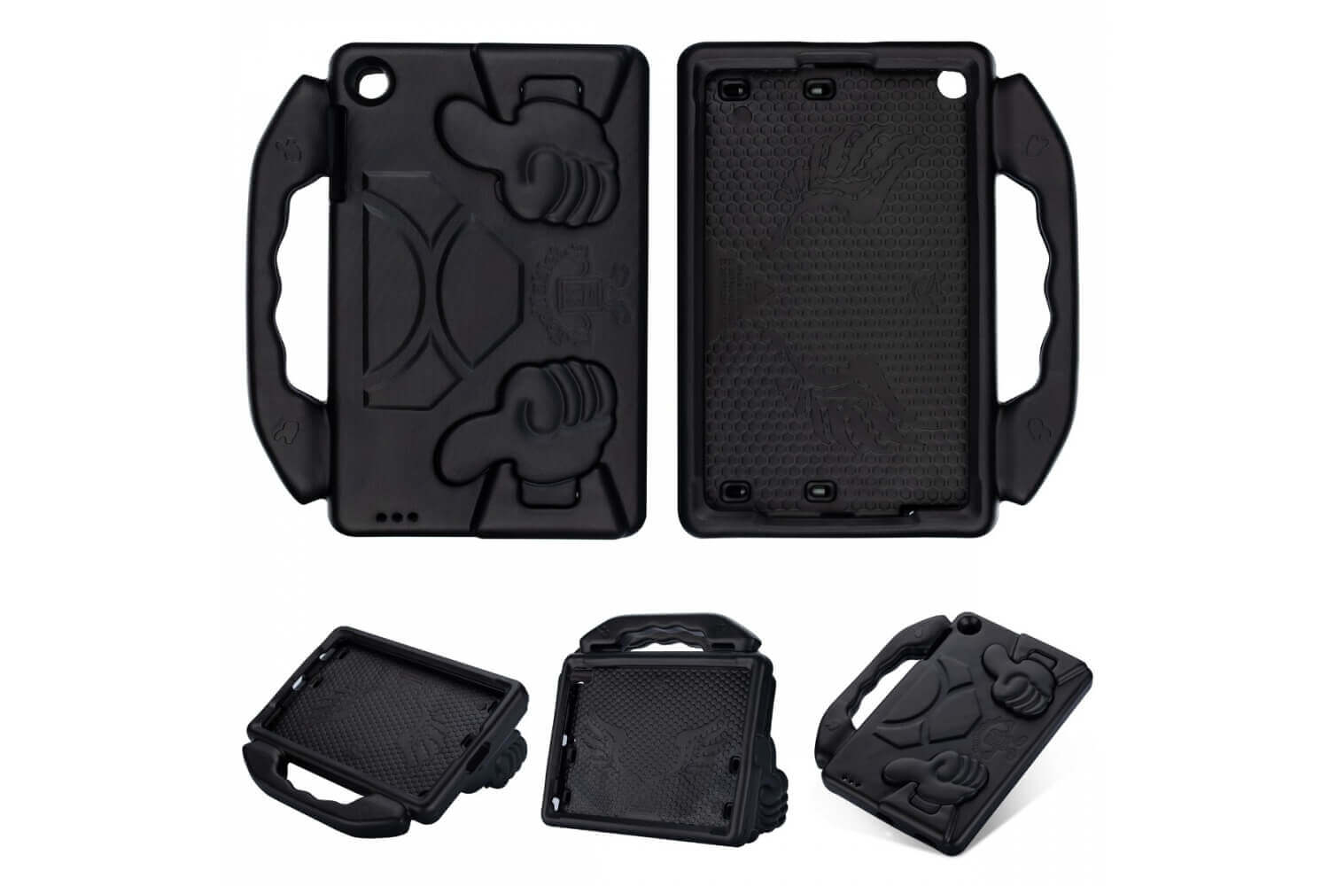 samsung galaxy tab a 10.1 2019 kid proof case black