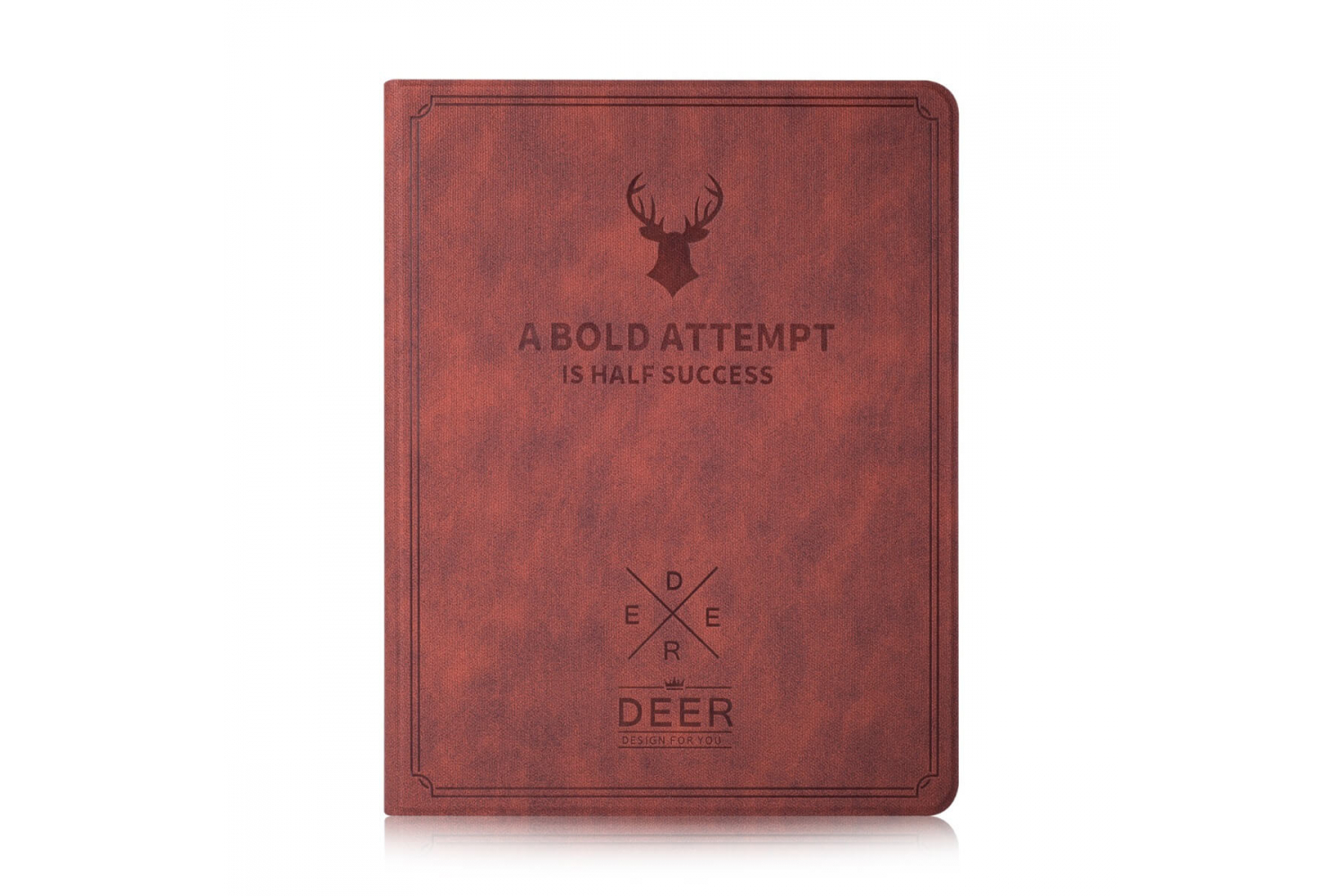 iPad 2-3-4 design hoes rood DEER