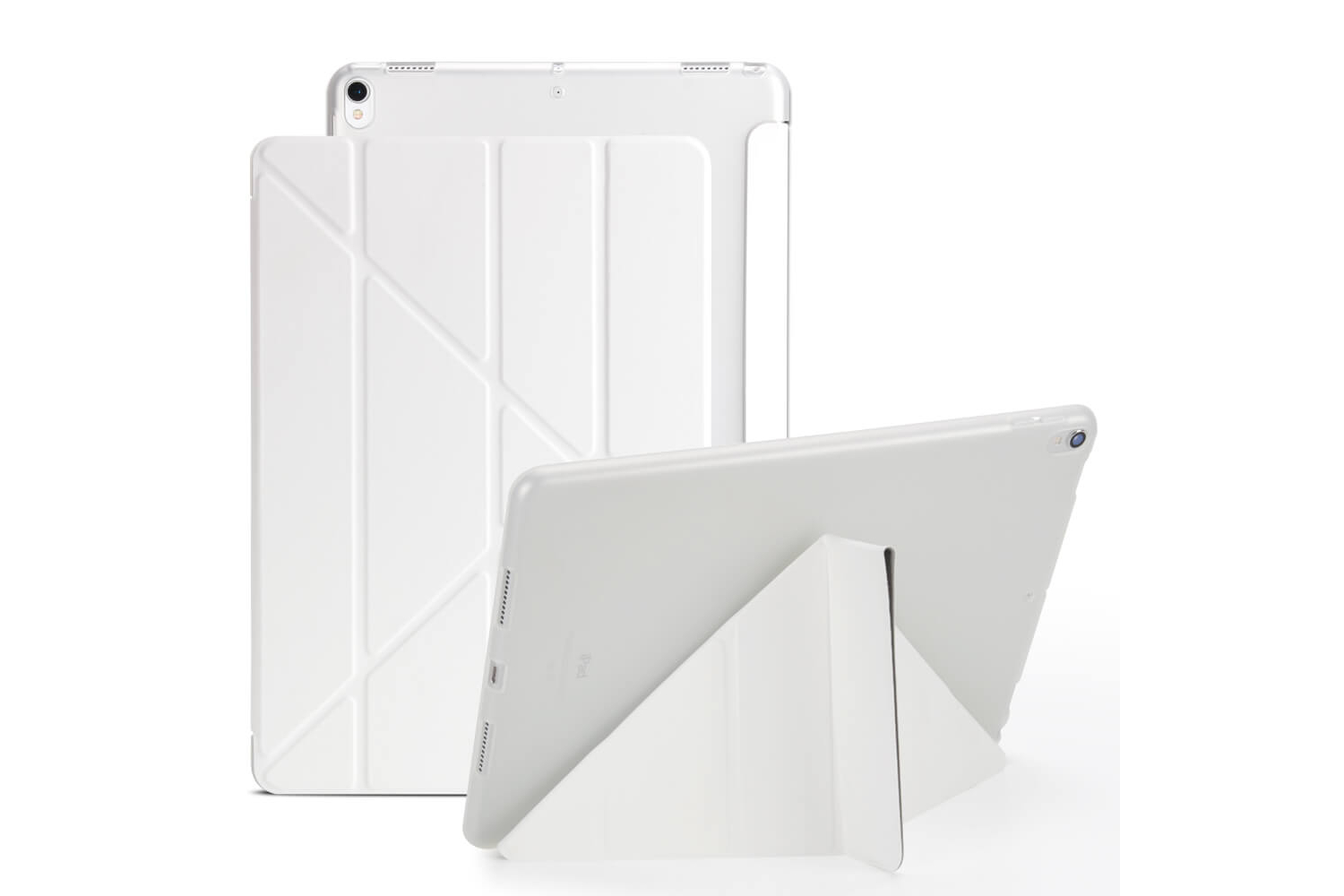 Flipstand Cover iPad Pro 10.5 wit