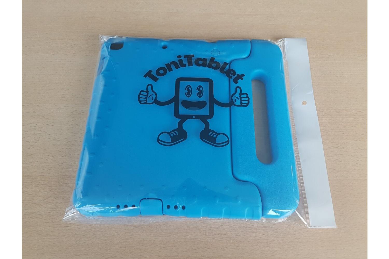Kinderhoes iPad 2018 9.7 inch blauw