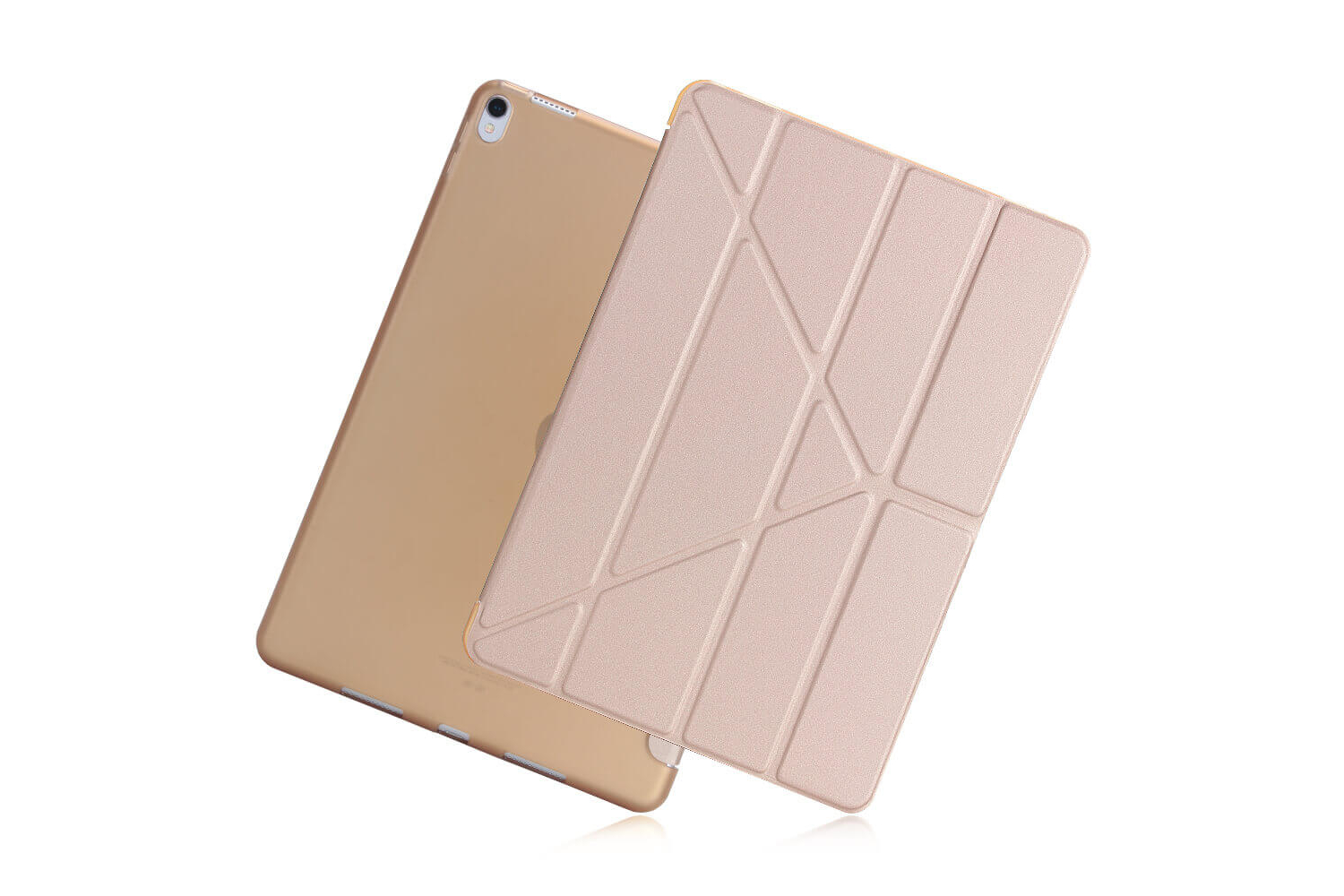 Flipstand Cover iPad Pro 10.5 goud