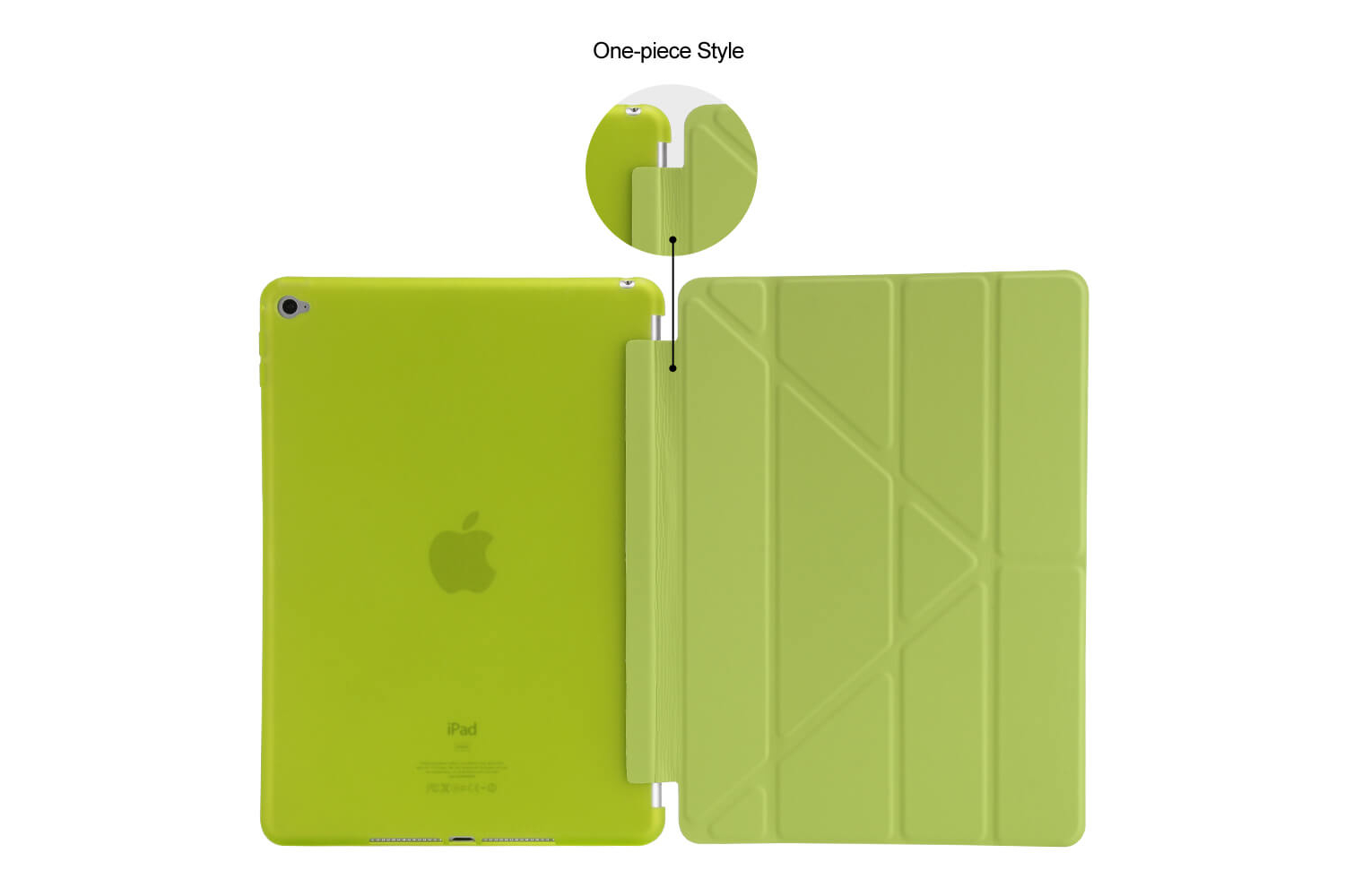 Flipstand Cover iPad Air 2 groen