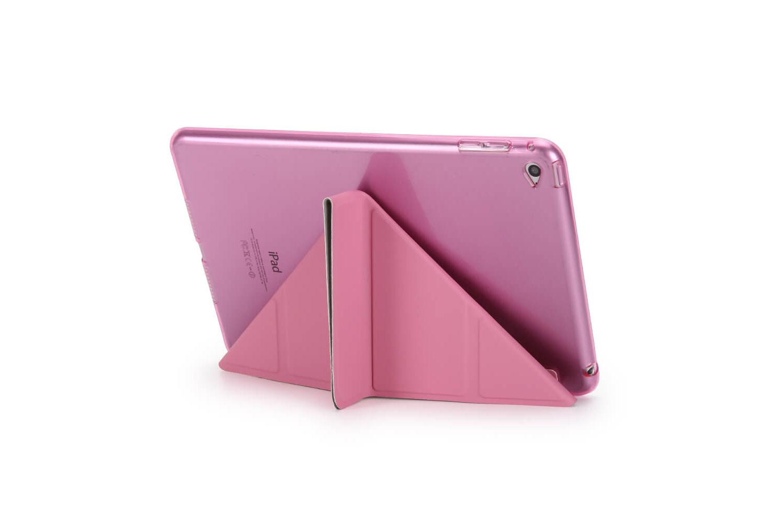 Flipstand Cover iPad Mini 4 roze