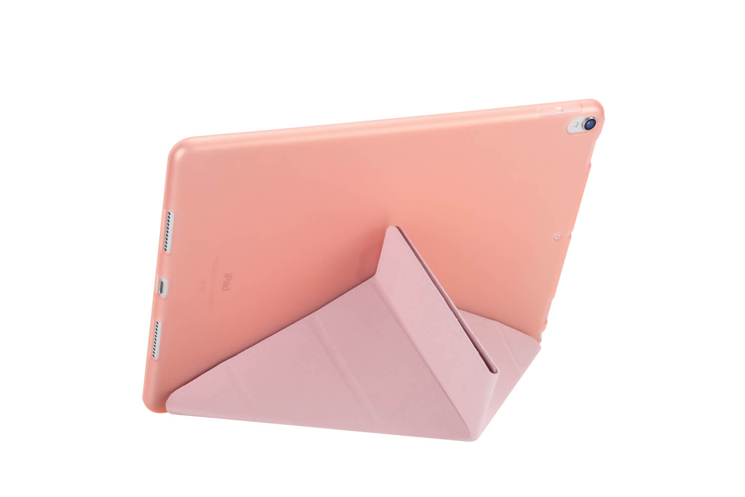 Flipstand Cover iPad Pro 10.5 rose goud