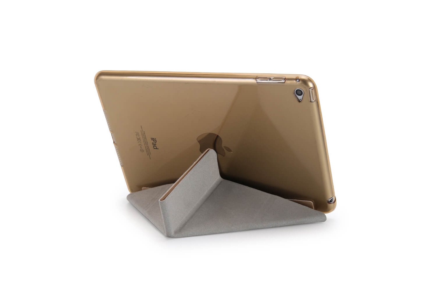 Flipstand Cover iPad Mini 4 goud