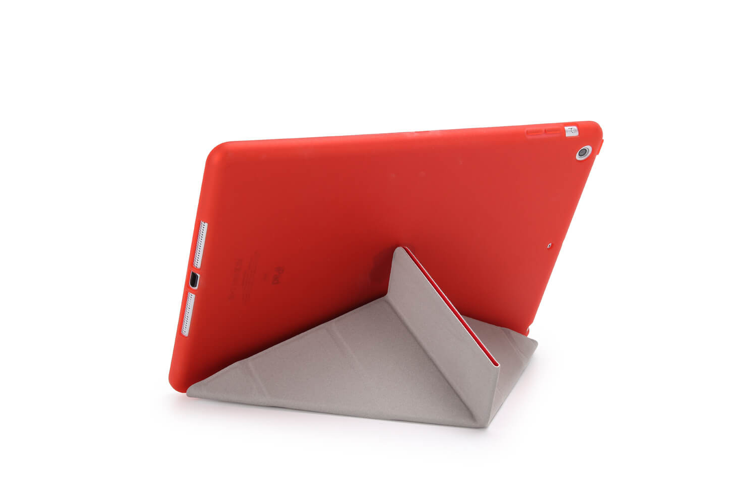 iPad 9.7 (2018) Flipstand Cover rood