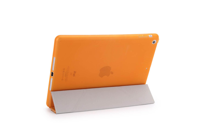iPad 9.7 (2018) Flipstand Cover oranje