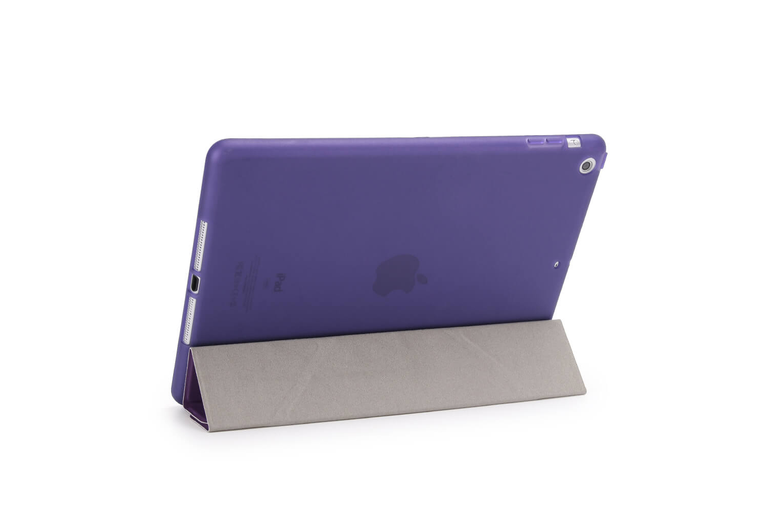 iPad 2017 9.7 Flipstand Cover paars