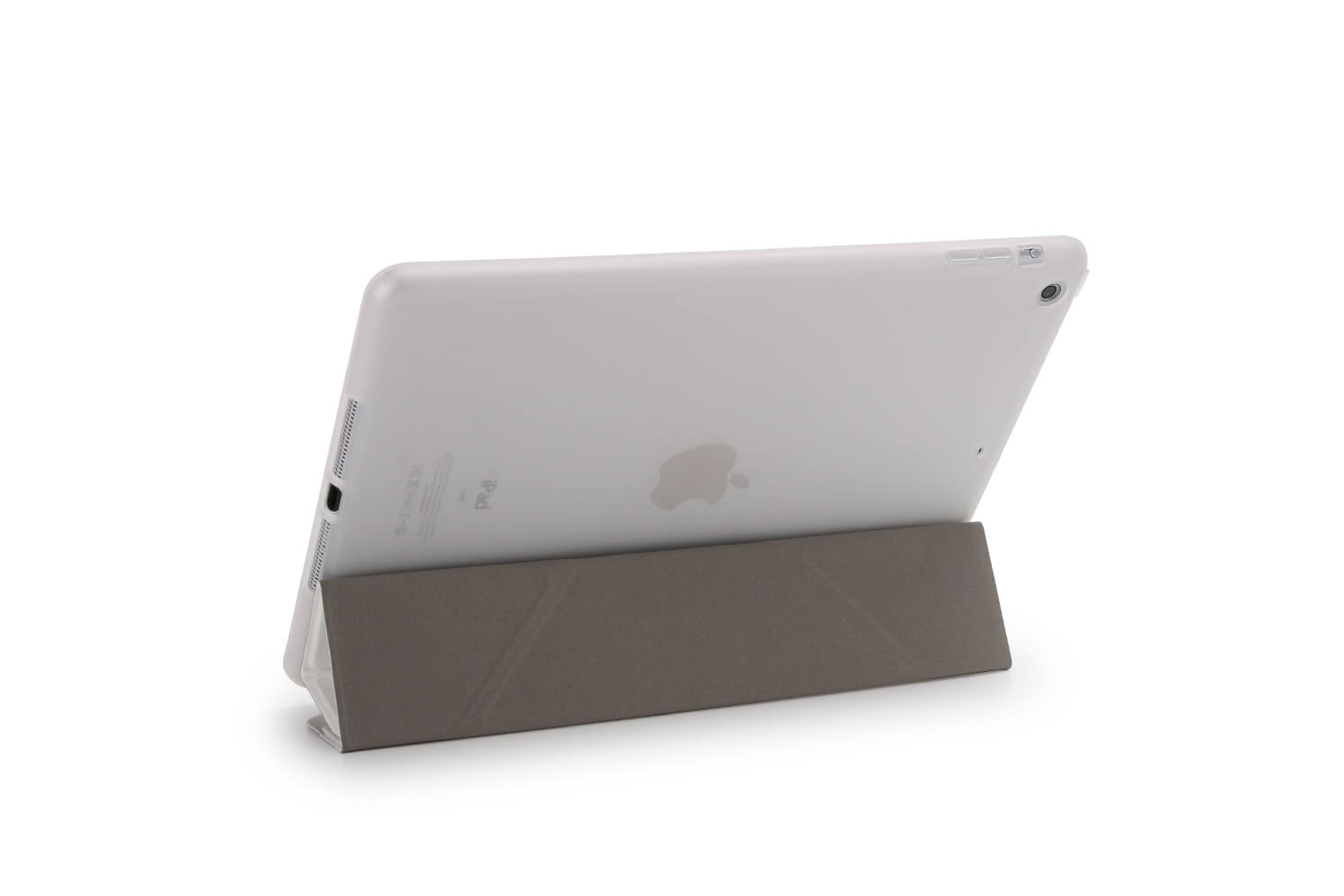 iPad 9.7 (2018) Flipstand Cover wit