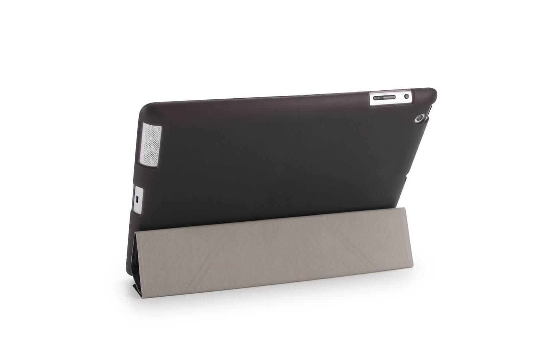 Flipstand Cover iPad 2-3-4 zwart