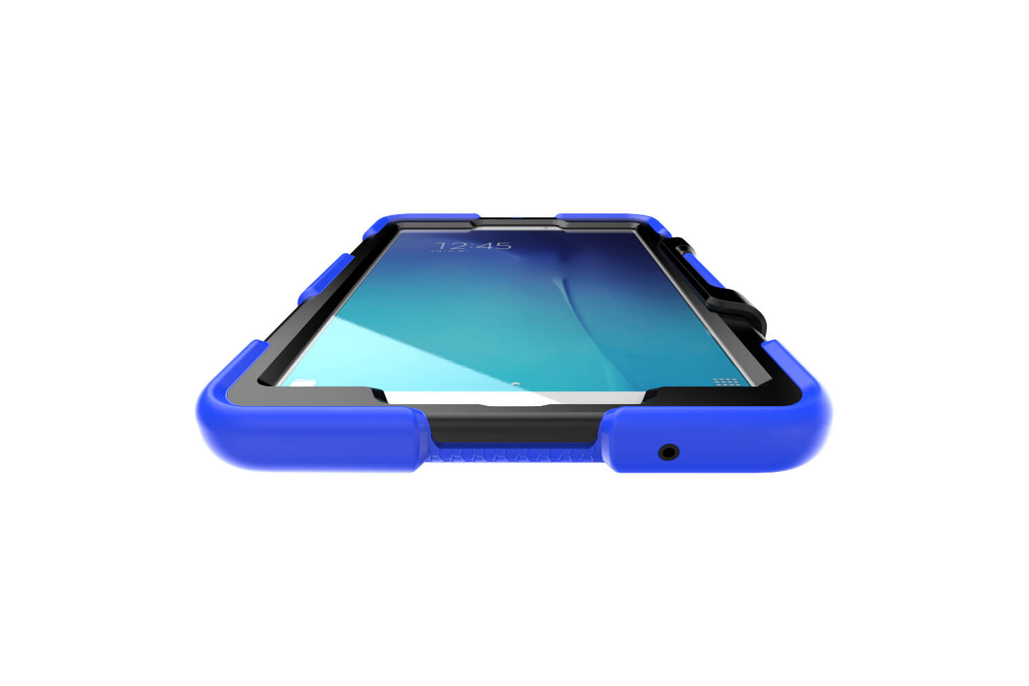 Samsung Tab E 9.6 heavy duty survivor case blauw T560 - T561