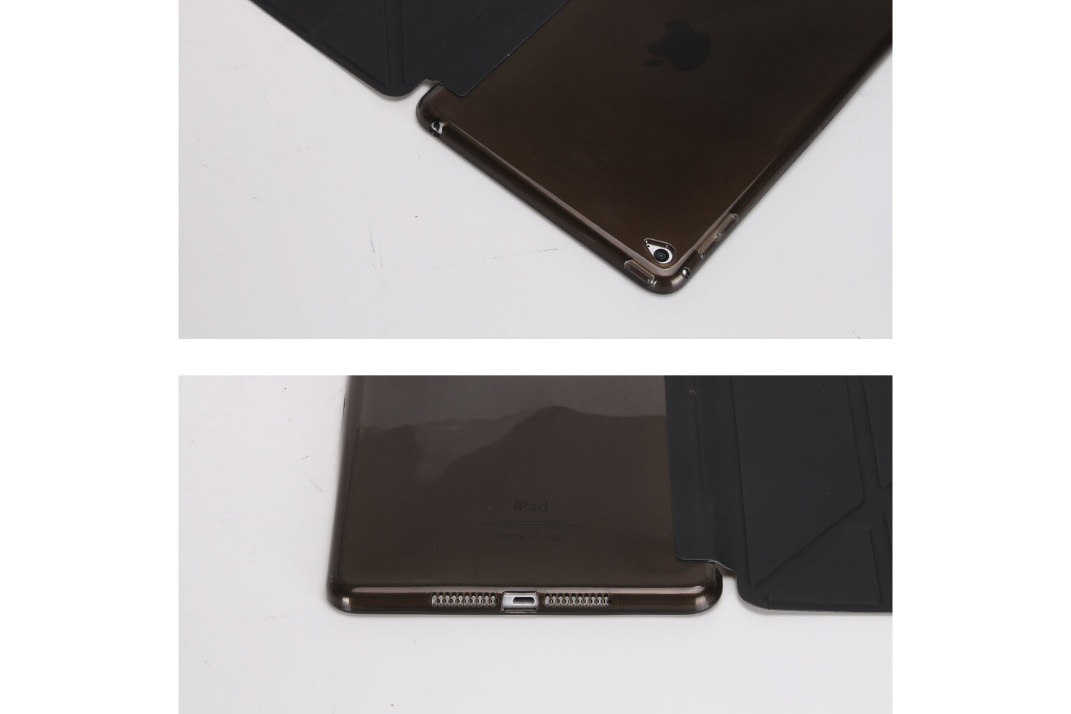 Flipstand Cover iPad Mini 4 zwart