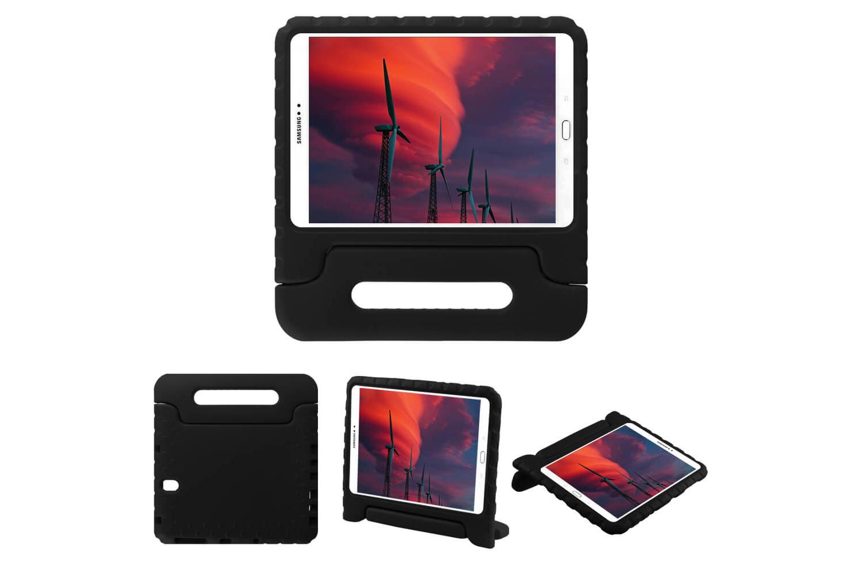 Samsung Tab S2 9.7 inch T810 T815 T820 T825 kinderhoes zwart