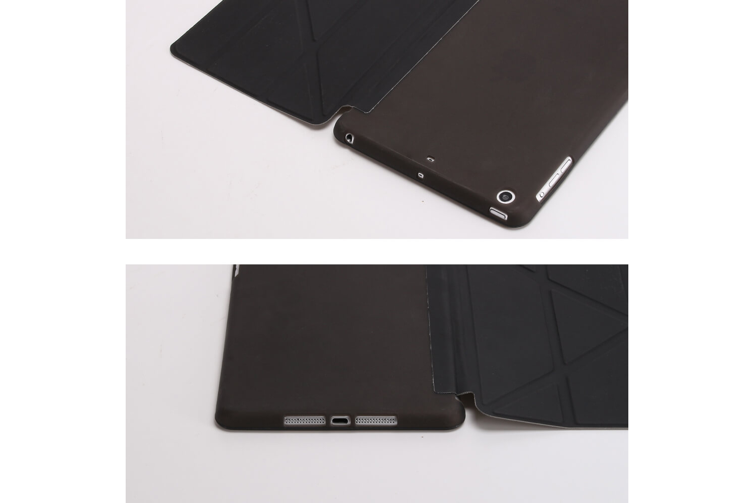 Flipstand Cover iPad Mini 1-2-3 zwart