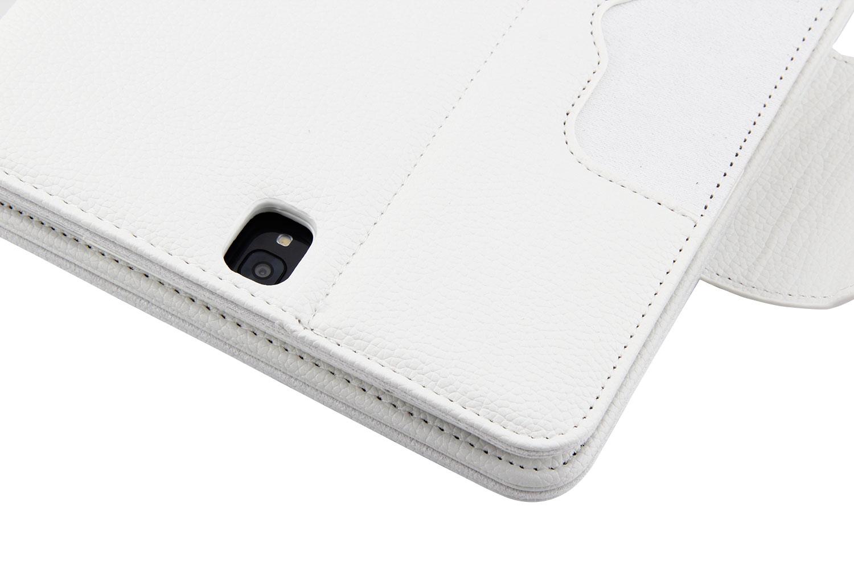 Samsung tab S3 9.7 hoes met toetsenbord Samsung wit T820 T825