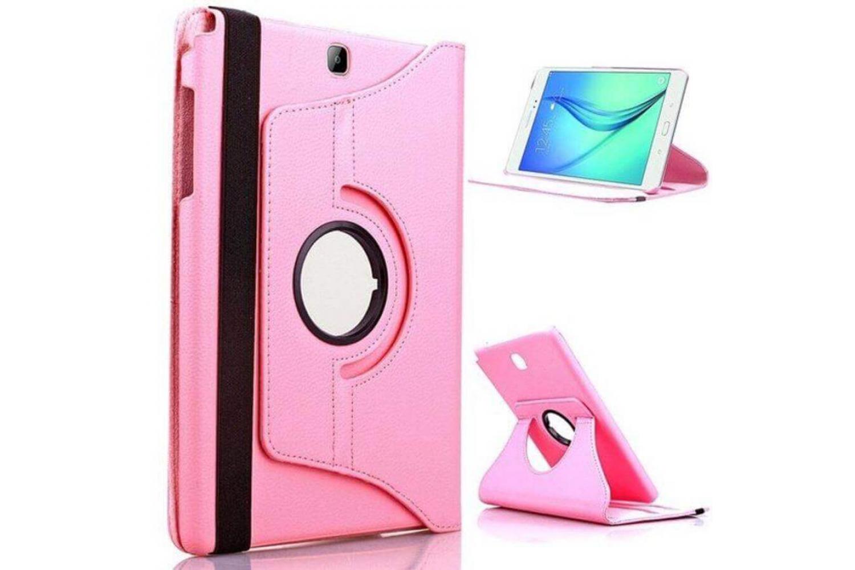 Samsung Galaxy Tab S2 (9.7) Draaibare Hoes Roze