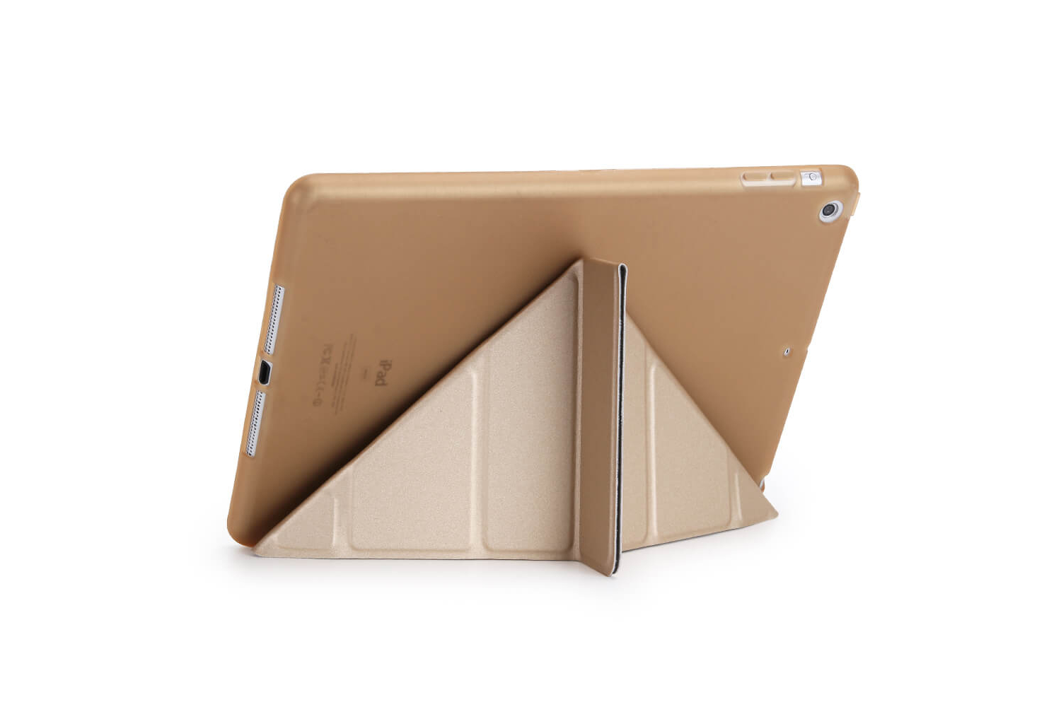 Flipstand Cover iPad Air 1 goud