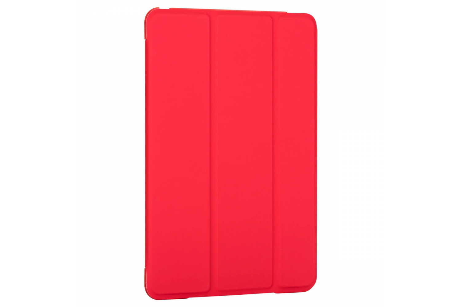iPad Mini 5 Hard Tri-Fold Book Cover Rood