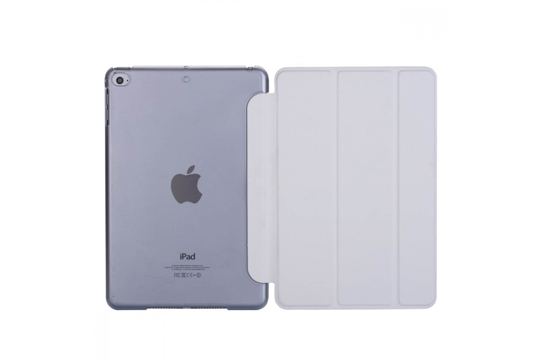iPad Mini 5 Hard Tri-Fold Book Cover Wit