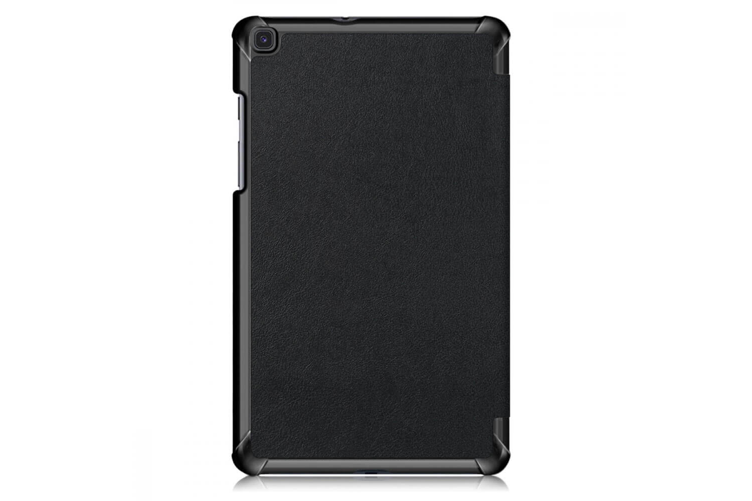 book cover for samsung galaxy tab a 8.0 tri-fold black