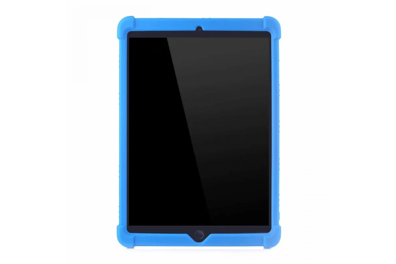 iPad 2019 10.2 inch kinderhoes backcover schokbestendig Blauw